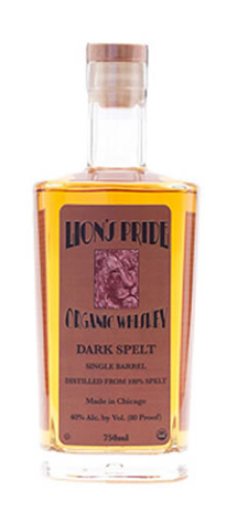 Lions Pride Whiskey Dark Spelt